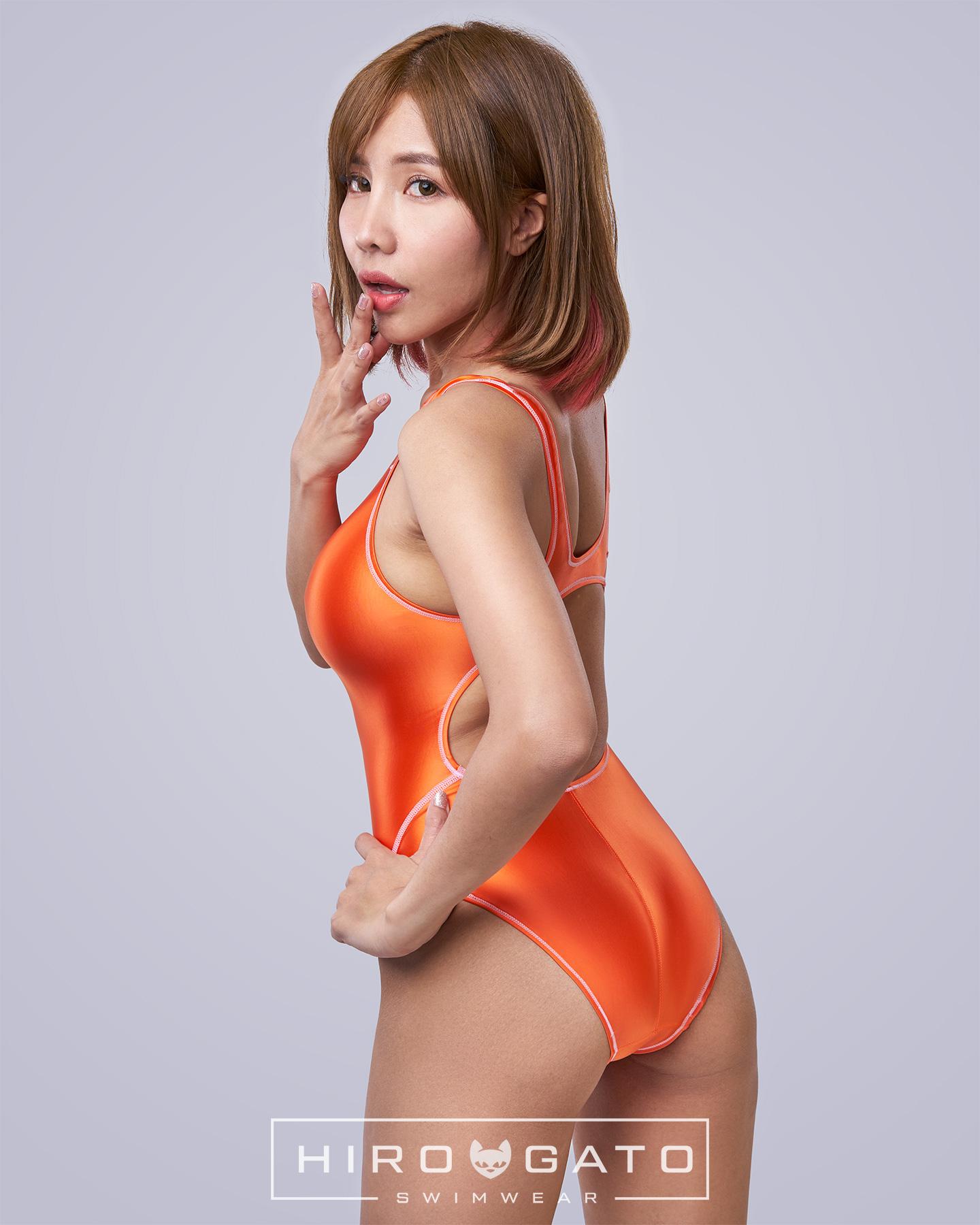 Swimsuit Orange